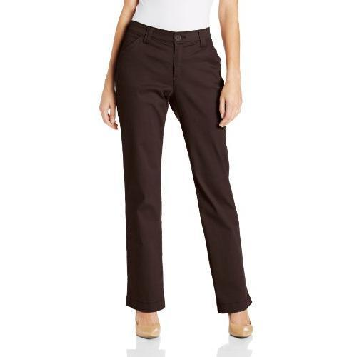 5b9b53311b1 Qoo10 - (Lee) Women Pants DIRECT FROM USA Lee Women s Petite Comfort ...