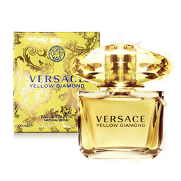 VERSACE Yellow DIAMOND eau de Toilette  WOMAN