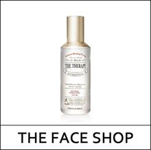 [THEFACESHOP] The Therapy First Serum 130ml + free gift Cotton pad 30ea