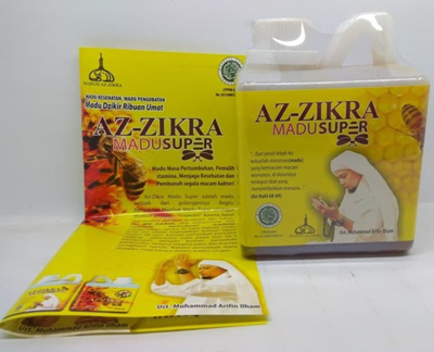 Pure Sweet Zikra Az Honey Super Az-Zikra AzZikra Original Original SJ0481