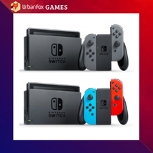 Nintendo Switch Console + 1 Year Local Warranty from Maxsoft SG