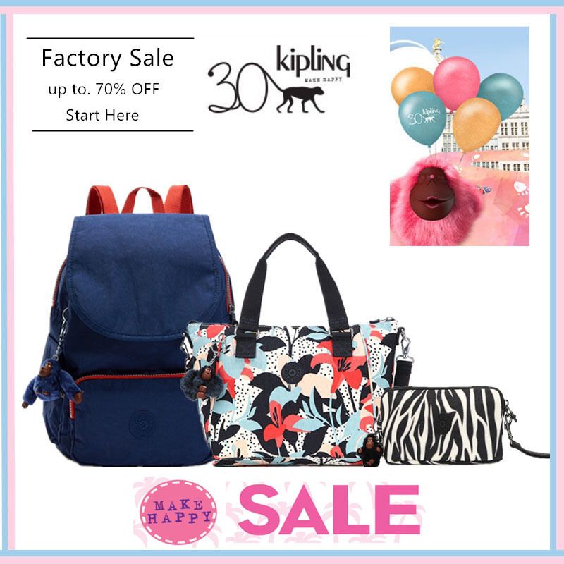 ff3313dc3c 100% Authentic Kipling U.S.A. on Sale - Kipling Bag Local Online Store  Women Bag /
