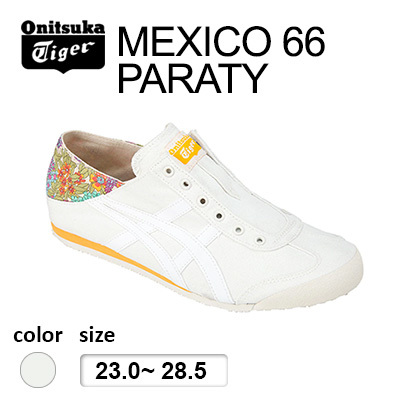 buy online f7429 e02e3 Onitsuka Tiger(Japan Release) 2019 NEW ! Onitsuka tiger Japan/MEXICO 66  PARATY Cream White/NEW arrival in Japan