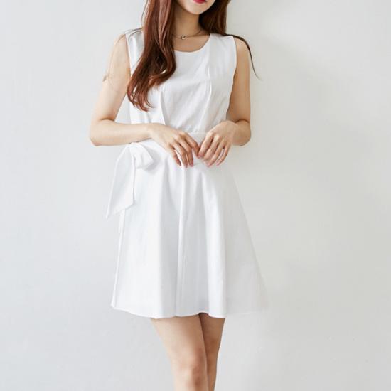 イニクフォトタイムラップOPSワンピース 綿ワンピース/ 韓国ファッション