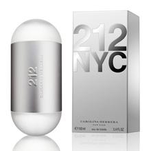 PERFUME-Carolina Herrera 212 NYC (EDT/Women) 100ML
