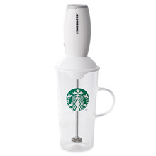 Japan Starbucks Electric Milk Foam Cappuccino Milk Bubble Milk Former