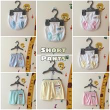 [S-PNT] SHORT SET * Premium Quality|0-4Y| Short Pants | Baby Clothes