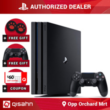 PS4 Playstation 4 Pro Console + Free Controller + Free Nubs // Local Warranty