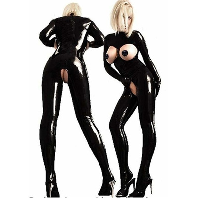 Opinion latex pants crotchless situation