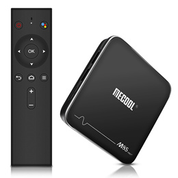 MECOOL M8S PRO+ Android TV OS TV Box with Voice Remote Control Amlogic S905W Android 7.1 2GB RAM + 1