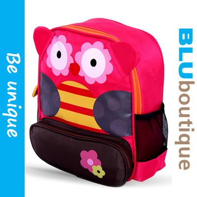 Peppa Pig Bag Toddler Zoo Series Backpack Korean Rabbit Kid Boy Girl Childrens  School Bags Backpacks 717047e5675eb