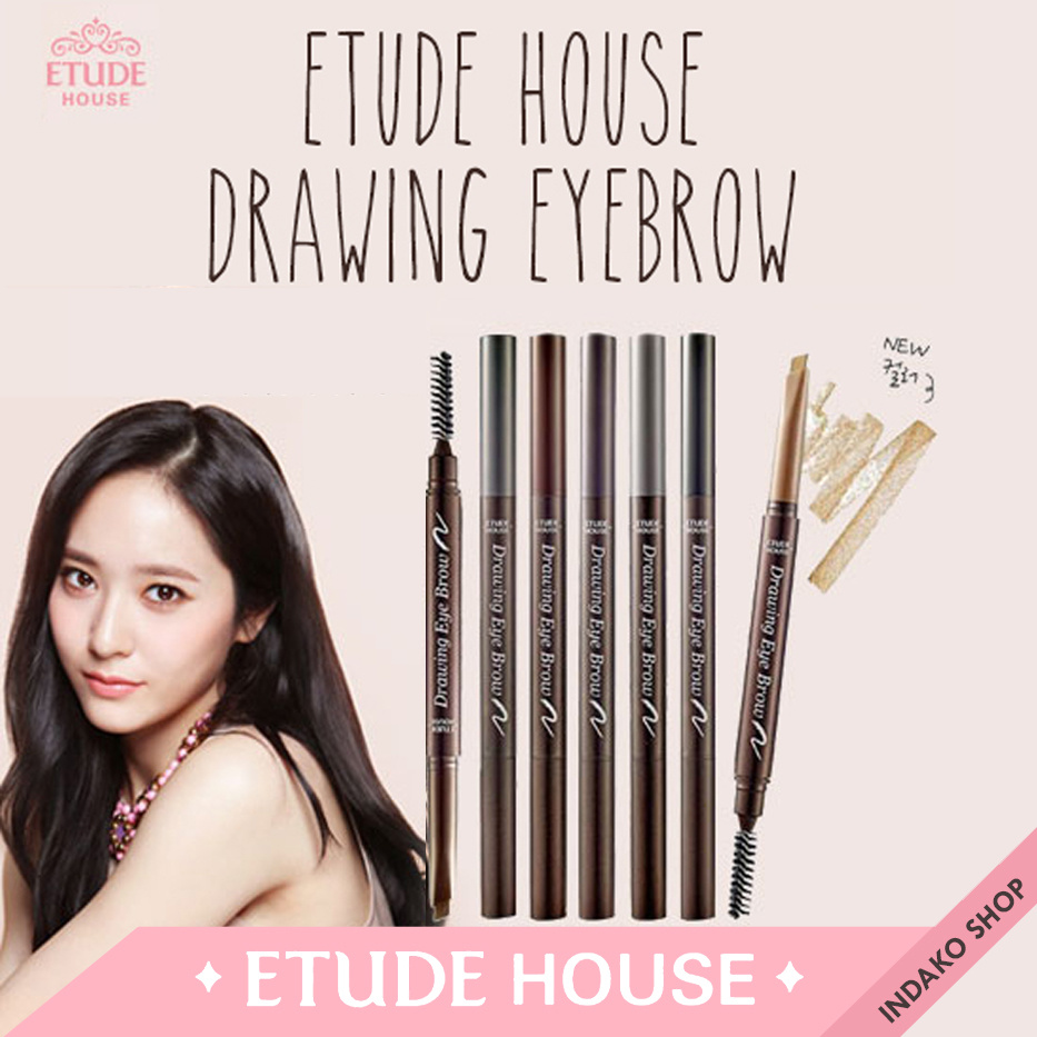 Qoo10 Drawing Eyebrow Cosmetics Etude House New Buy 1 Get Show All Item Images Close Fit To Viewer Prev Next