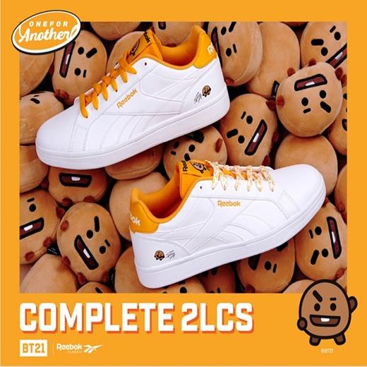 Qoo10 - BT21 2LS SHOOKY : Shoes