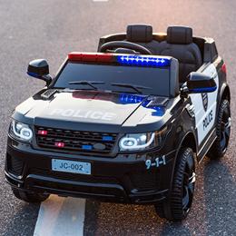 라이겟 어린이 경찰차 전동자동차 전동폴리스카