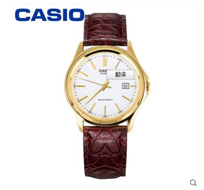 Mtp Men's Quartz 1183 Casual Casio Belt Watch Business Watches Male Quality CBordWxe