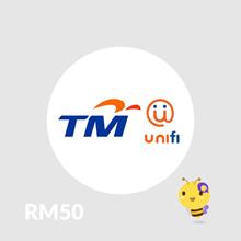 Unifi TM Bill Payment RM50