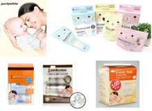 Korea Jaco Perfection maternity nursing pads pad Breast Milk Storage Bags Temperature Sensor Powder