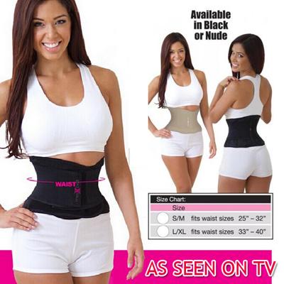AS SEEN ON TV Miss Belt Adjustable Waist Trimmer Body Shapers Waist  Slimming Shaper Instant Hourglass Shape 925d37e621ae