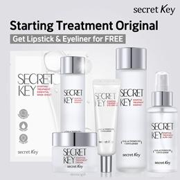 [Secret Key Official] Galactomyces Starting Treatment Essence/Eye Cream / Cream / Mask Sheet/Mist