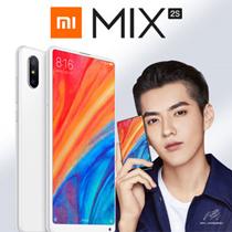 (Applied Coupon Discount) Xiaomi Mi Mix 2S Dual Sim (64GB + 6GB RAM) LTE Black - 1 Year Seller Warranty (International Spec)