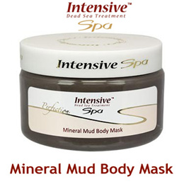 Intensive Spa - Perfection Mineral Mud Body Mask 500g (Dead Sea Skincare Beauty)