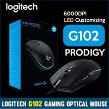 Logitech Gaming Mouse G102 Prodigy ORIGINAL Bergaransi