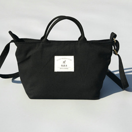 Wild canvas handbag Korean canvas bag ladies bag original art crossbody bag women