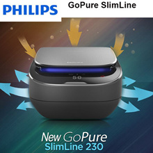PHILIPS New GoPure SlimLine 230 Car Air Purifier Retail Healthy air in your car New
