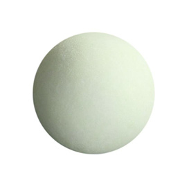 30mm Natural Luminous Ball Absorb Light Glow in the Dark  Luminous Stone Base Round Stone Ball Home