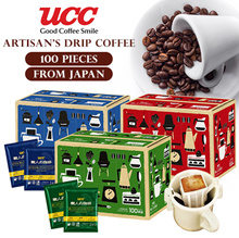[UCC] Craftsmans coffee drip coffee 100 pieces / Direct delivery to Japan