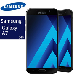 SAMSUNG Galaxy A7 /  Unlocked Smartphone Mobile Phone / Refurbished / USED A  or B Grade