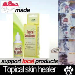*PH* Topical Skin Healer (10g) by Pet Heritage made in singapore