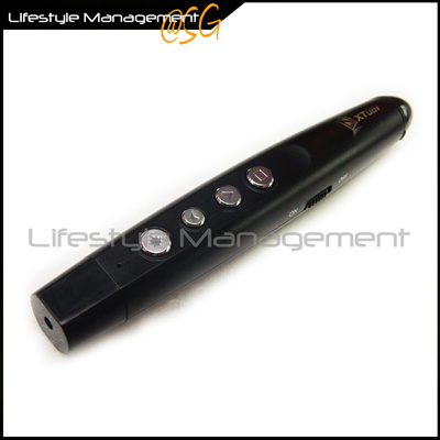 Qoo10 laser presentation power point ppt pointer remote for Galaxy wand laser pointer