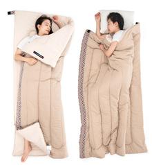 Nature hike cotton duvet sleeping bag NH20MSD05