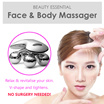 3D Face Massager / 360 Shaping Slimming Massager