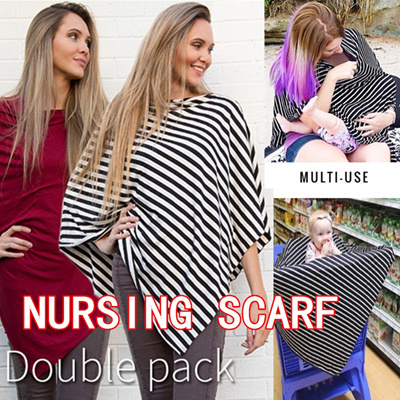 df5bc8df98702 3in1 Breastfeeding Nursing Covers Baby Car Seat Canopy Cover Nursing Scarf  Cover Up Apron shawl cape