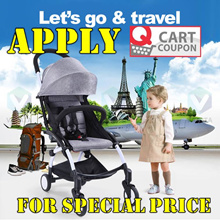 【B•YOYO】 Portable Stroller.The Only Stroller that can bring on plane.mini baby Stroller carrier