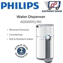 ★ Philips ADD6910/90 Water Dispenser ★ (2 Years World-Wide Warranty)
