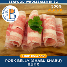 [CAUSEWAY PACIFIC] Pork Belly /  500g Per Tray /CHEAPER THAN WHOLE SALE PRICE / LIMITED QUANTITY !!