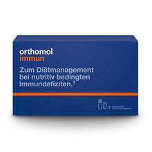 Ortho Mall Imun Liquid + Tablet Type 7 Day Unisex