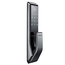SAMSUNG DIGITAL DOORLOCK EZON SHS-P710 PUSH PULL Door Lock