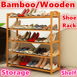 Bamboo wooden Shoe Rack/shoe bench/Shoes Cabinet/Storage Rack /book shelf organizer racks