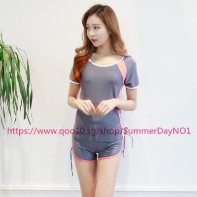 a5a3ddaa25 ❤New Korean Multi Purpose Swimwear Women/Swimsuit/Swimming Wear for  Beach/Pool