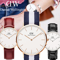 【2 YEARS WARRANTY】100% AUTHENTIC DANIEL WELLINGTON WATCHES FOR MEN AND WOMEN SERIES