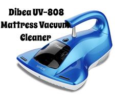Dibea Anti Dust Mite UV Vacuum Bed Cleaner UV-808 [FREE DELIVERY]