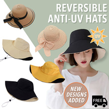 Unisex Fashion Hats / Anti-UV Sun Hat / Fisherman / Summer / Cotton / Travel / Packable / Korean Hat