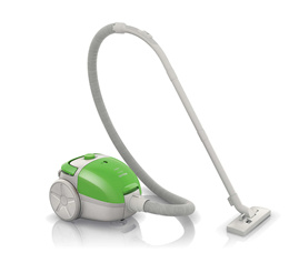 Philips EasySpeed Vacuum cleaner 1400W with bag FC8083