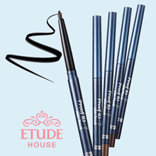 ETUDE WATER AND OIL PROOF 10 GEL PENCIL LINER