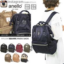 LOCAL SELLER❤ANELLO BACKPACK Japan Original NYLON LARGE Backpack Rucksack Unisex School Bag Laptop