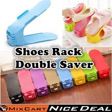 ✿Shoe Rack✿Storage saver★Shoe Stacker★Shoe Organizer✿Cabinet✿box✿shoes✿insole